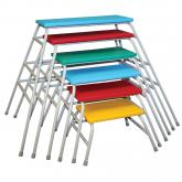 Gymnastics Trestles and Agility Equipment
