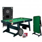 Pool, Snooker and Table Football
