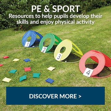 Our pe and sports range - view now