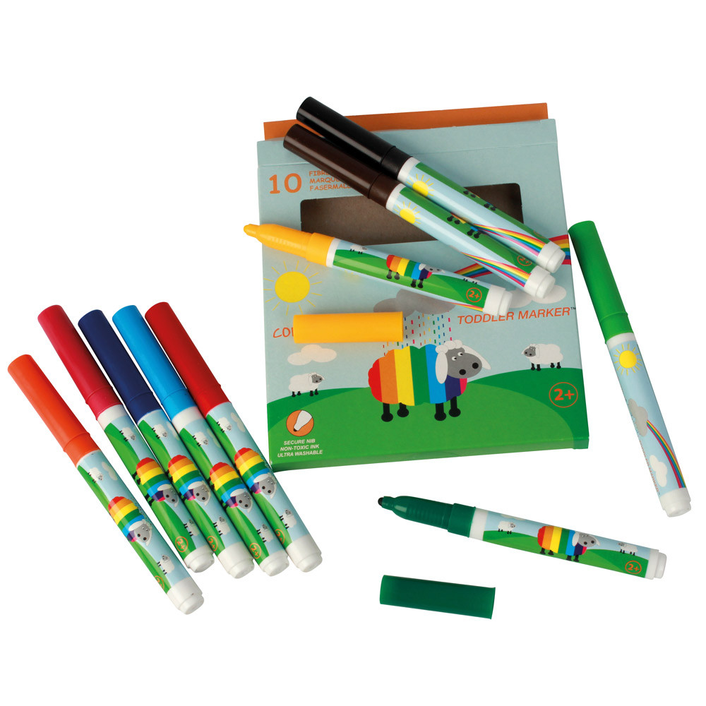 Toddler Colouring Pens