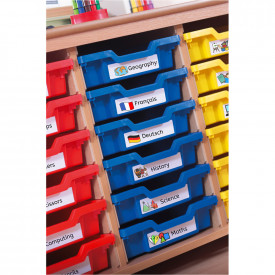 Avery Removable Tray and Filing Labels