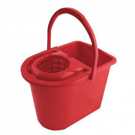 15 Litre Mop Buckets with Wringers
