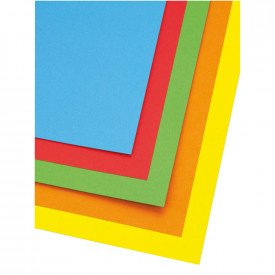 Medium Thick Card - Mixed Bright Colours