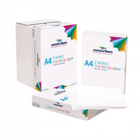 Consortium Copier Paper & Laminating Pouch Big Deal