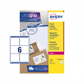 Avery® QuickPEEL™ Laser Addressing Labels
