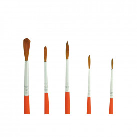 Imitation Sable Brush Packs