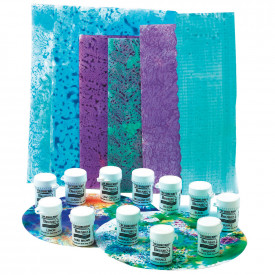 Brusho® Concentrated Colour Powder Paint
