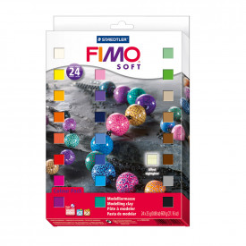 FIMO Soft Modelling Clay Starter Pack