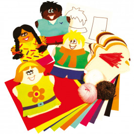 Sewing Pack - Making People Puppets