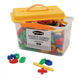 Plastic Magnetic Numbers