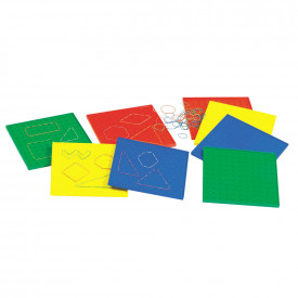 Coloured Pin Boards