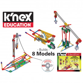 K'NEX Intro to Simple Machines: Levers & Pulleys