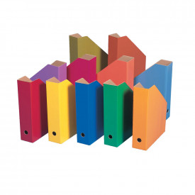 Colourful Filing Boxes