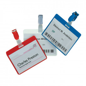 Durable Visitor Name Badges