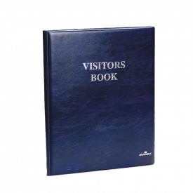 Durable Visitors' Book and Refills