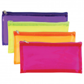 Clearview Tinted Pencil Cases