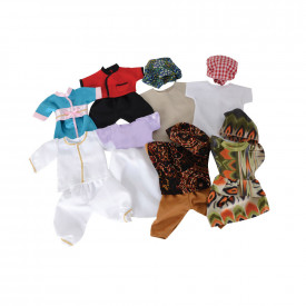 Multicultural Dolls Clothes