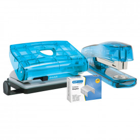 Rapesco Office Stapler & Punch Set