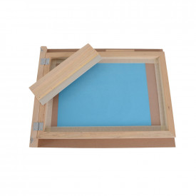 Hinged Screen Printing Frames