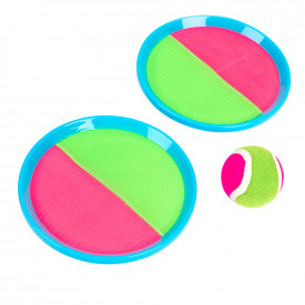 Sticky Catch Mitts and Ball 2pk