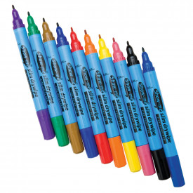 Show-me® Drywipe Pens - Fine Tip