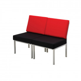 Essential Two-Tone Reception Chairs