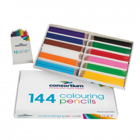 Consortium Colouring Pencils