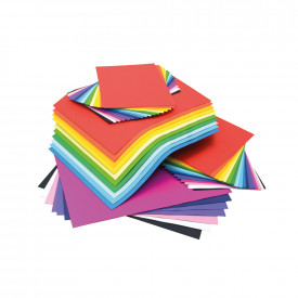 Vivid and Pastel Lightweight Card Stacks