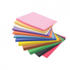 Bumper Block of Construction Paper