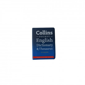 Collins Pocket Dictionary & Thesaurus