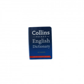 Collins Pocket Dictionaries and Thesauruses