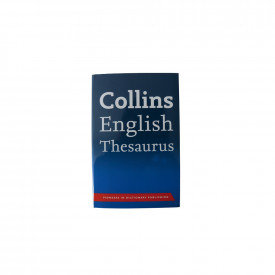 Collins Paperback Thesaurus