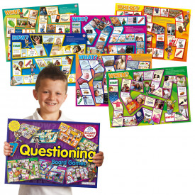 7 Questioning Skills Board Games