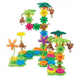 Gears! Gears! Gears!® Moving Monkeys Building Set