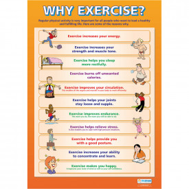 Exercise Poster Set