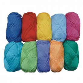 Coloured Craft Cotton
