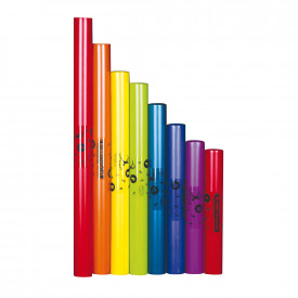 Boomwhackers® C Major Diatonic and Chromatic Set
