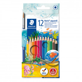 Staedtler Noris Club Watercolour Pencils
