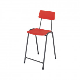 BIG DEAL MX Classic Stool with Back 32 Pack