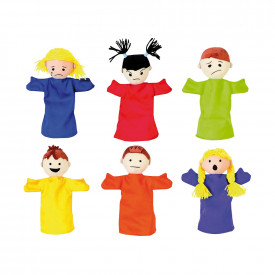 Emotions Puppets