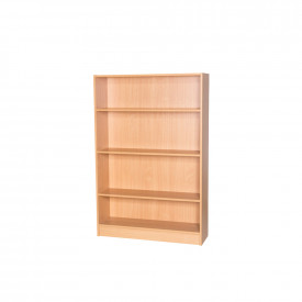 Single Sided Bookcase 1500mm(h)