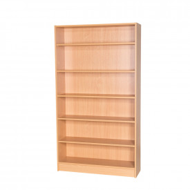 Single Sided Bookcase 1800mm(h)