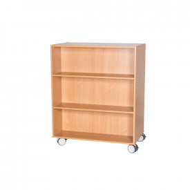 Double Sided Mobile Shelving 1200mm(h)