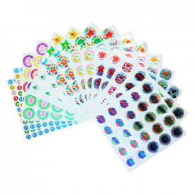 Sparkly Stickers Mixed Pack