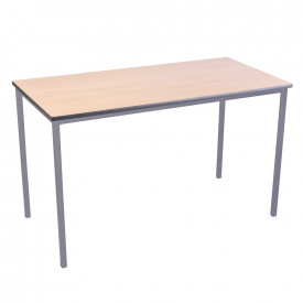Spray PU Edge Welded Frame Tables 1100mm x 550mm