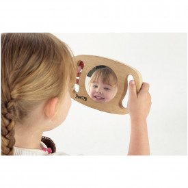 Easy Hold Plane Mirror