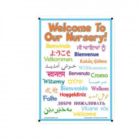 A2 Welcome Outdoor Boards