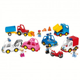 LEGO® DUPLO® Multi Vehicles Set