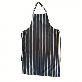 Butcher's Striped Aprons