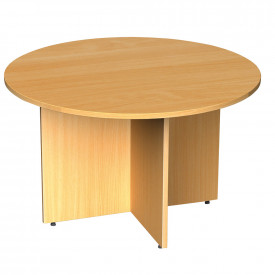 Arrowhead Circular Boardroom Table